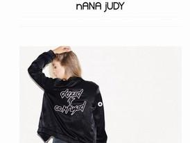 【NaNa Judy / カジュアルブランド / 2月・3月デリバリー 】情報 R'