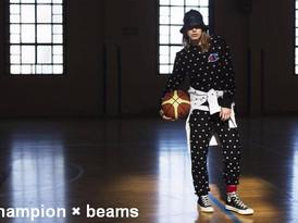 【CHAMPION × BEAMS コラボ / SS18 】情報