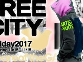 【FREE CITY フリーシティー / HOLIDAY 17】情報