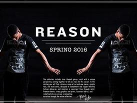 【REASON / ストリート系 / SP2016】情報 R'
