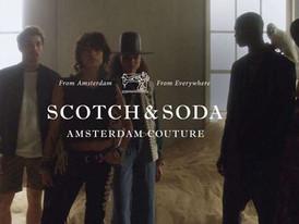 【Scotch & Soda スコッチアンドソーダ / FW18】情報