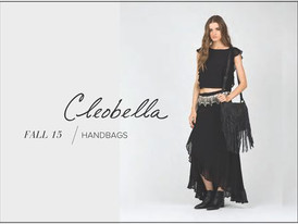 【Cleobella / Handbags etc. / Fall2015】情報 R'