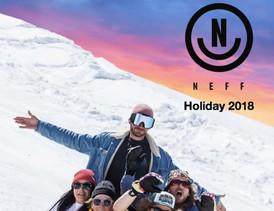 【NEFF(ネフ) Holiday 18】情報