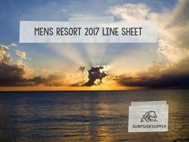 【Surfside Supply Co(サーフサイド・サプライ) / RESORT 17】情報