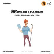 Learn Worship Leading
