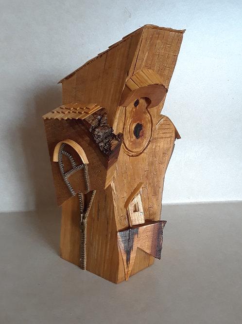 Zipper Carving