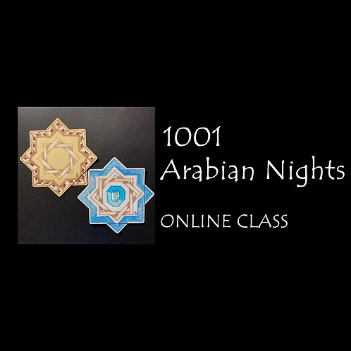 2021-06-28 ONLINE! 1001 Arabian Nights