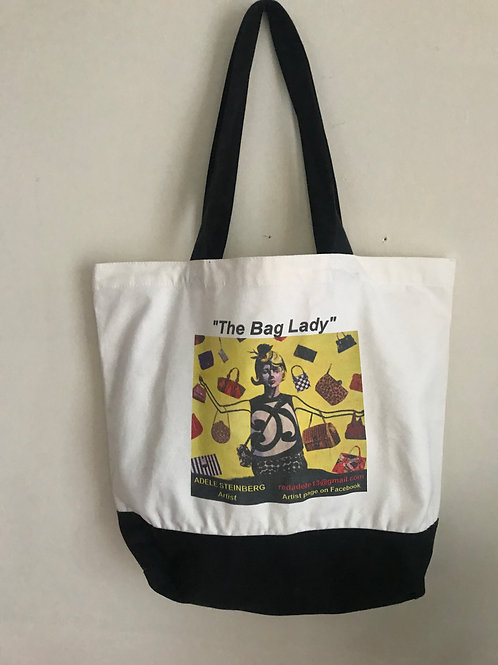 "The ""BAG LADY"""