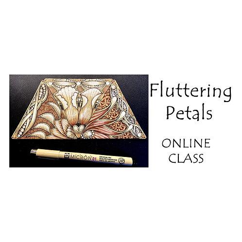 2021-06-26 ONLINE! Fluttering Petals (Jun 26)
