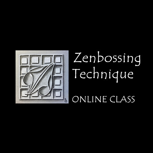 ONLINE! Zenbossing Technique - Oct 24