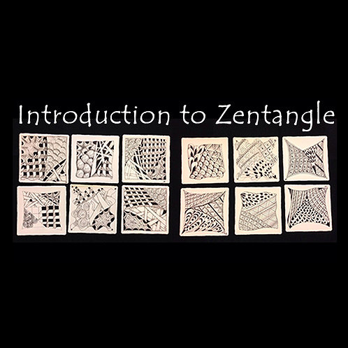 Introduction to Zentangle - Feb 10