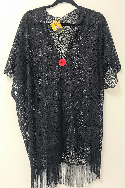 Lace Coverup/Negligee