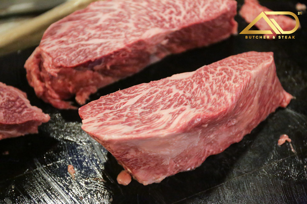 Japanese Wagyu A5 at AD Butcher & Steak