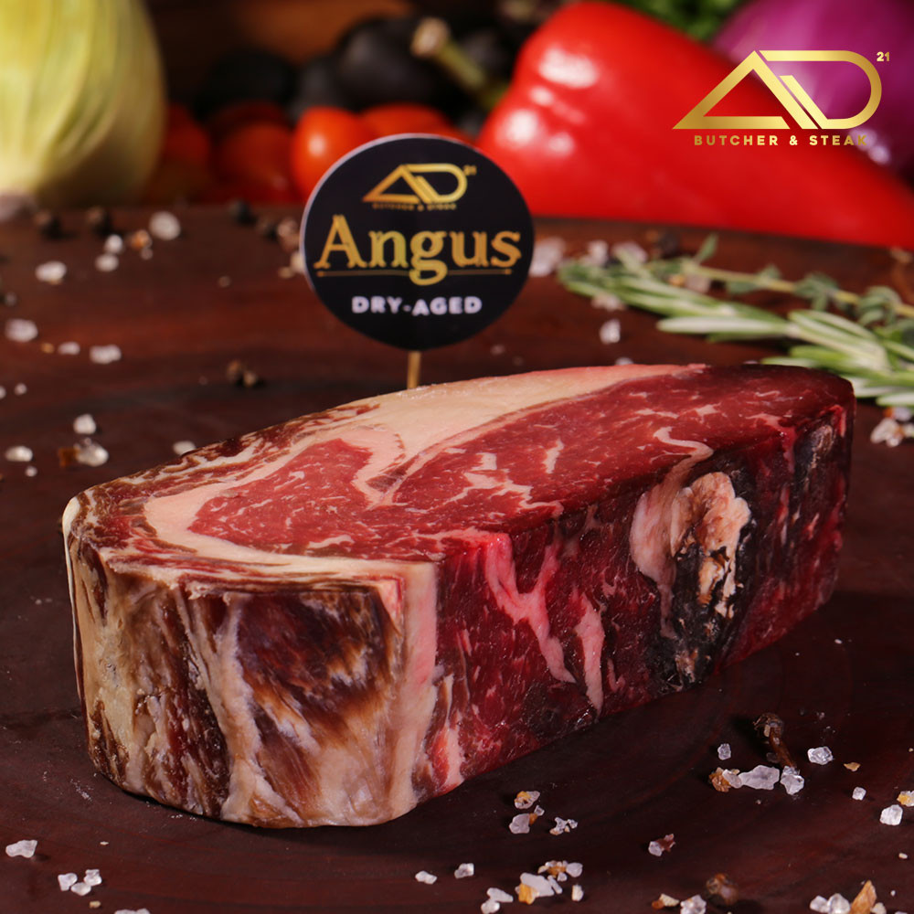 Dry Aged Angus Ribeye from AD Online Butcher Store