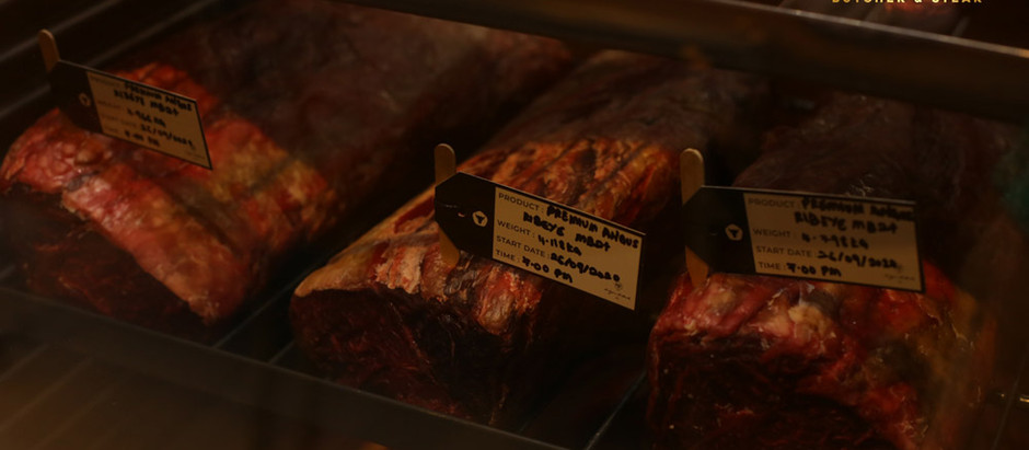Dry Aged Steaks: Your Full Guide - Dry Aged Wagyu