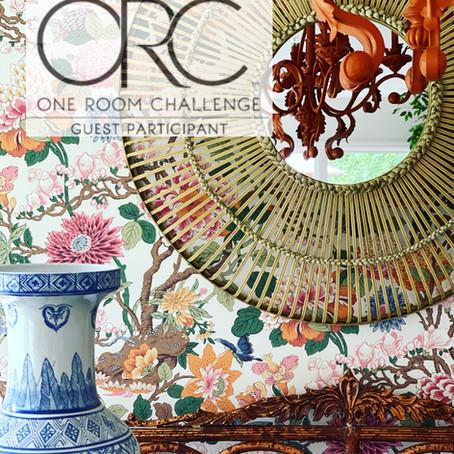 Week 4 ORC: Floors and Wallpaper