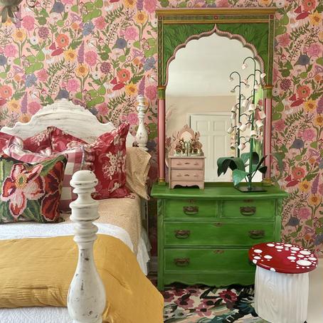 Whimsical Bedroom