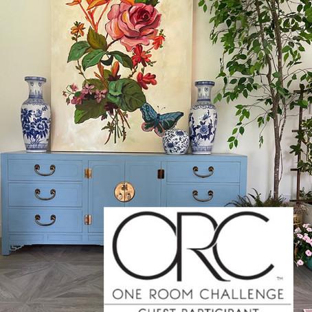 """ORC: Week 5 """"Paint it Blue"""""""