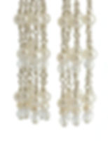 Pearl Earrings,wedding,crystal,luxury, British, jewellery, Sarah D Smith Fine Jewellery