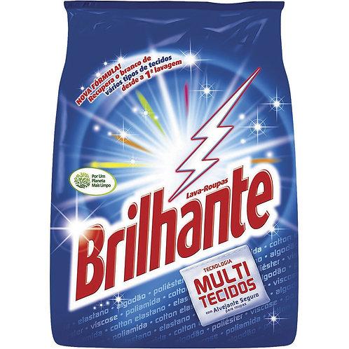 Detergente em Pó Brilhante 1Kg UN