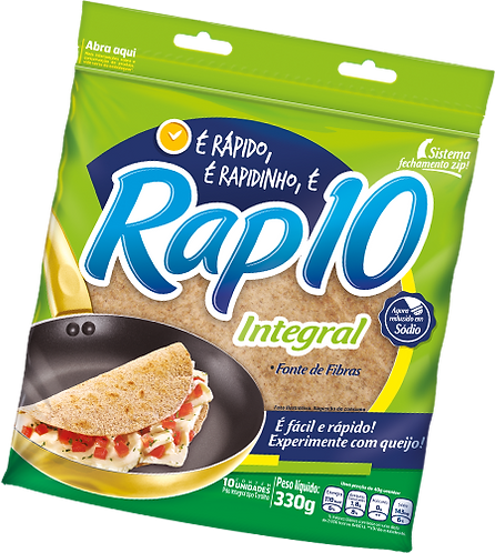 Rap 10 Integral