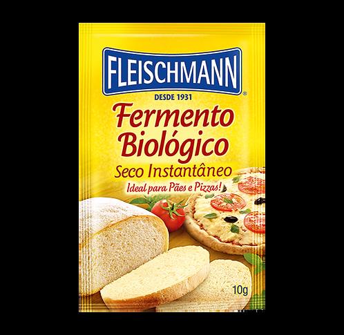 Fermento Biológico Fleischmann