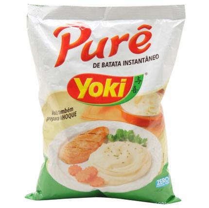 Purê de Batata Yoki