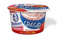 Iogurte Grego 120g