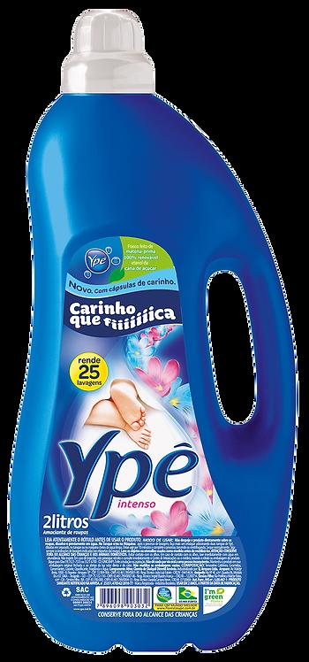 Amaciante Ype Azul Intenso