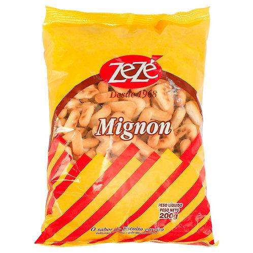 Biscoito Mignon 200g ZeZê
