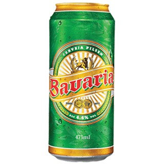 Cerveja Bavaria 473 Ml