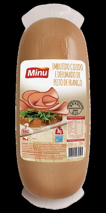 Peito de Frango Minú 3Kg