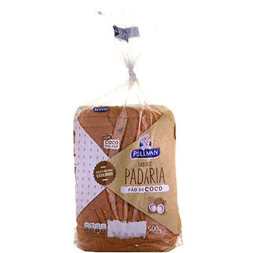 Pão de Coco Pullman