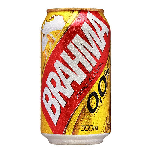 Cerveja Brahma 0,0  350 ML