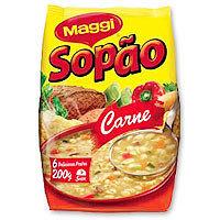 Sopão Carne 200g