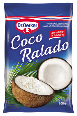 Coco Ralado Oetker 100g