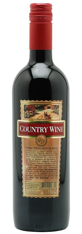 Vinho Tinto Seco Country Wine