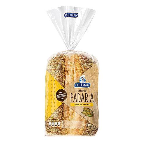Pão de Milho Pullman