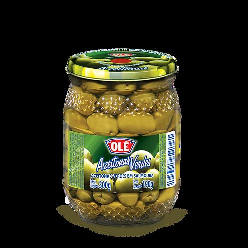 Azeitonas Verdes Óle 190g