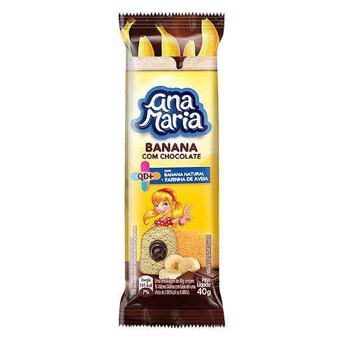Ana Maria Banana C/ Chocolate 40g