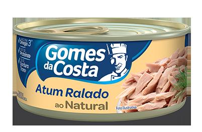 Atum Ralado Gomes da Costa