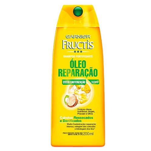 Shampoo Garnier Fructis 200 Ml
