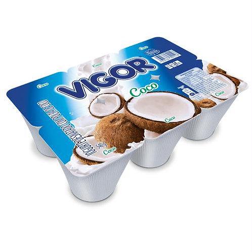 Iogurte bandeija coco 540g