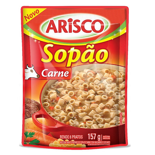 Sopão Arisco Carne