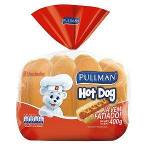 Pão HotDog Pullman