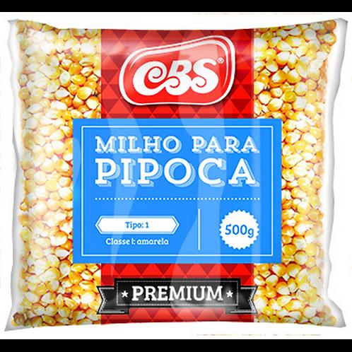 Milho de Pipoca CBS