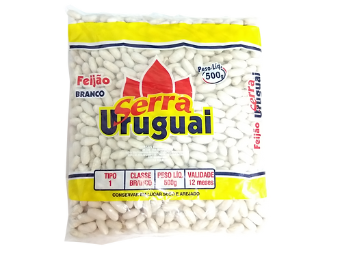 Feijão Branco 500g