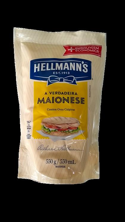 Maionese Hellmann's 550g