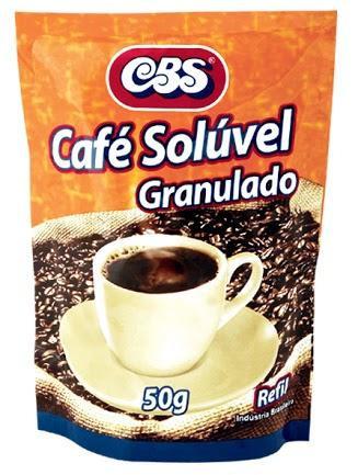 Café Solúvel 50g Sachet