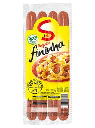 Linguiça Fininha Sadia